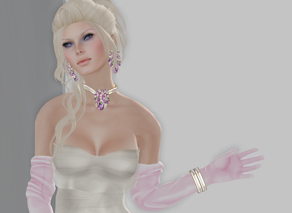 Gown - Princess C 600
