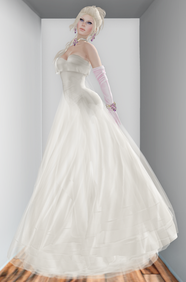 Gown - Princess L 600