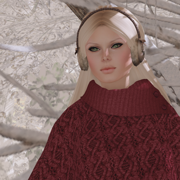 Red Poncho 600