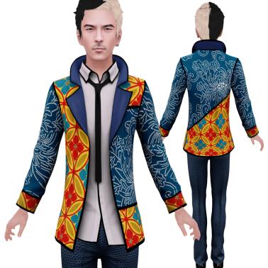 Bakaboo Menswear Fashion Week - Outfit 1
