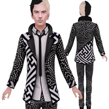 Bakaboo Menswear Fashion Week - Outfit 2