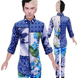 Bakaboo Menswear Fashion Week - Outfit 7