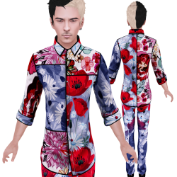 Bakaboo Menswear Fashion Week - Outfit 8